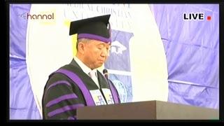 Eswatini Christian University Graduation on Yemaswati Channel
