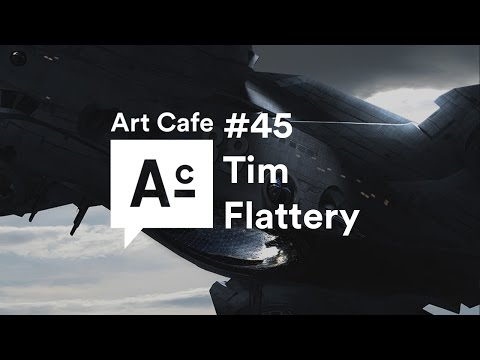 Art Cafe #45 - Tim Flattery