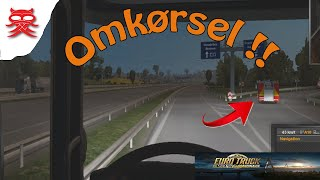 Omkørsel - Dansk Eurotruck Simulator
