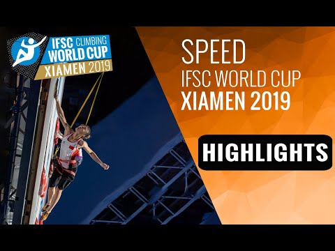 'Spider-Woman' Breaks 7 Seconds in Speed Climbing Record