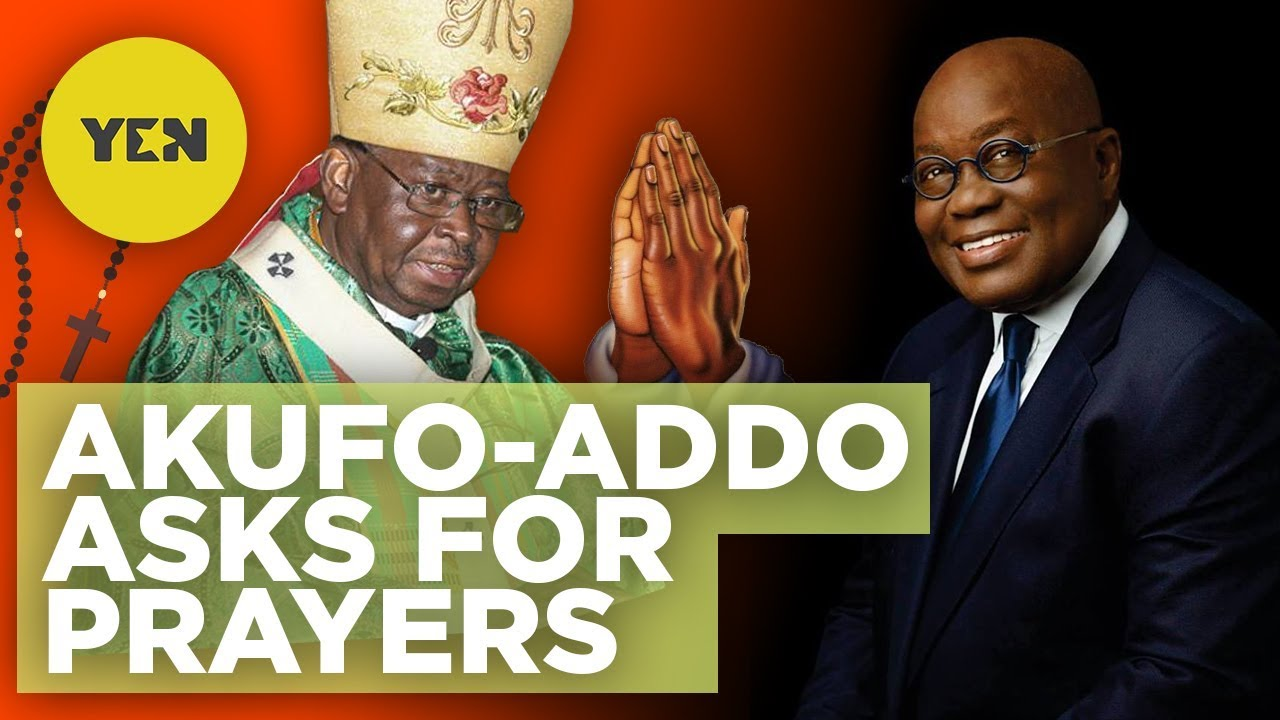 Ghana News Today: President Akufo-Addo Asks For More Prayers | #Yencomgh