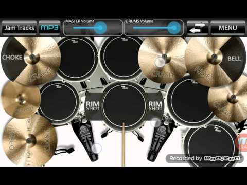 Avenged Sevenfold Critical Acclaim Simple Drums Deluxe Cover