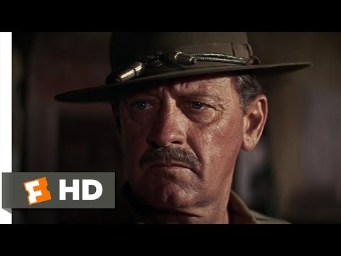 The Wild Bunch (1/10) Movie CLIP - If They Move, Kill 'Em (1969) HD