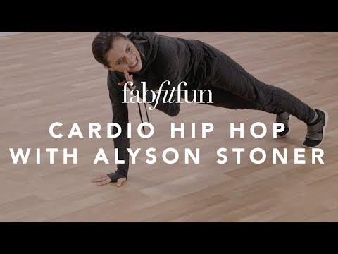 Cardio Hip Hop With Alyson Stoner