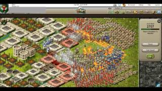 Repeat youtube video Stronghold Kingdoms Tutorial - Tips and Tricks: Defending