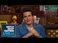 What John Mayer Thinks About Khloe Kardashian's Sex Playlist - Wwhl video