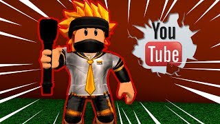 HOW DO I BECOME a YTBEREM in ROBLOX #397