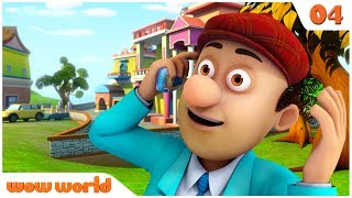 Duplicate Chacha | Chacha Bhatija in English | Comedy Cartoon for Kids