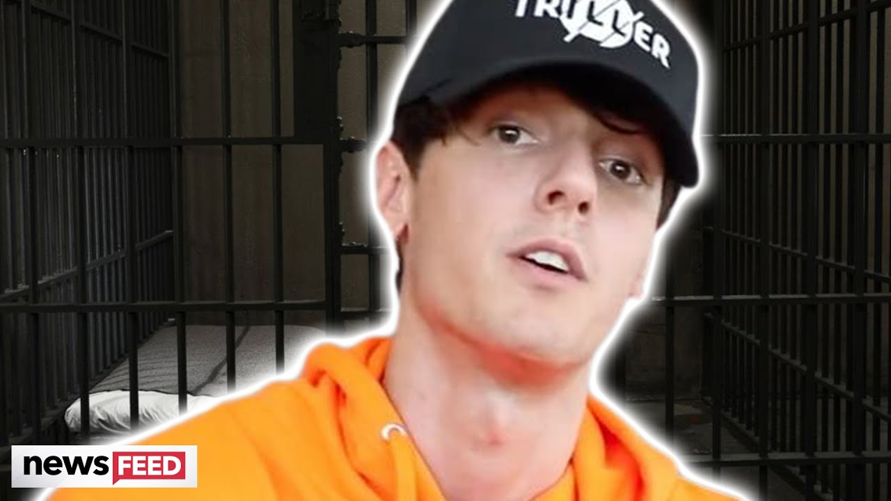 Bryce Hall Could Go Back To JAIL For Drug Related Offense!!!