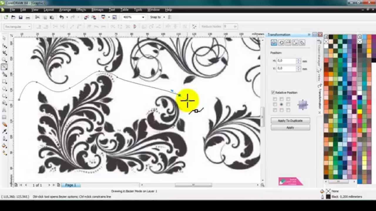 how to block corel draw from internet