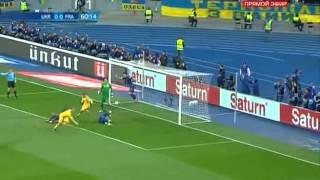 Украина   Франция 2-0 Отбор к ЧЕ-2014 Видео обзор