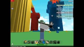 ROBLOX LongPlay - Ouch!! What? (Red vs Blue vs Yellow vs Green ft. elite915)