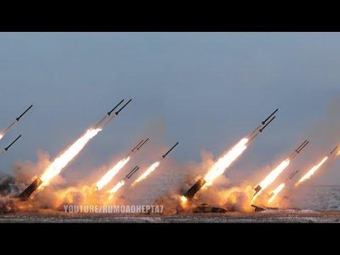 Russia's Artillery Capabilities: On target! BM-30 Smerch 9K58, Tornado-G, TOS1-A, BM-27 Uragan