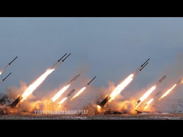Russias Artillery Capabilities: On target! BM-30 Smerch 9K58, Tornado-G, TOS1-A, BM-27 Uragan