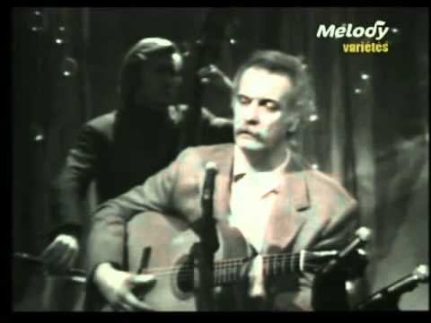 La Priere (George Brassens, live, 1972)