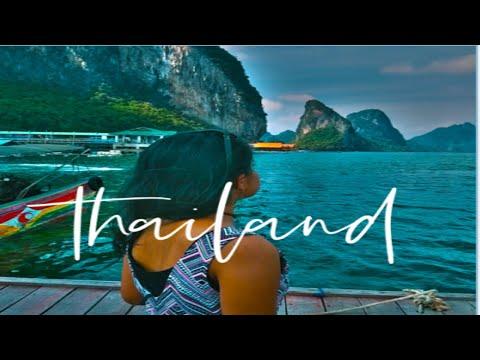 THAILAND, PHUKET,Travel Video,Amazing Island