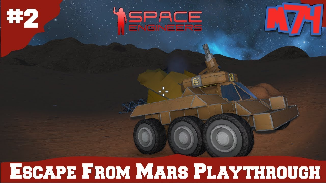 space engineers mars rover - photo #4