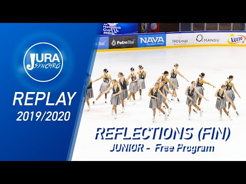Reflections (FIN) - Junior - Free 2019/2020