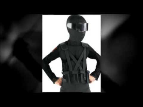 Gi Joe Costumes Snake Eyes Halloween Costumes