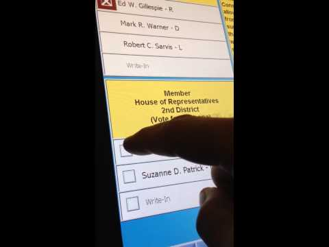 Republican Congressman Claims Voting Machines Are Rigged