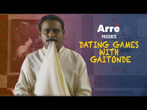 Dating Games With Ganesh Gaitonde ft. Sagar Karande | Sacred Games Spoof