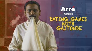 Dating Games With Ganesh Gaitonde ft. Sagar Karande | Sacred Games Spoof