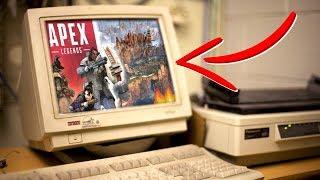 Что будет, если запустить Apex Legends на очень слабом компе?