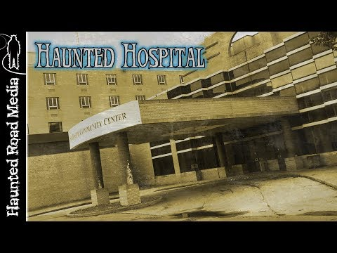 HAUNTED HOSPITAL St. Joseph's PARANORMAL INVESTIGATION