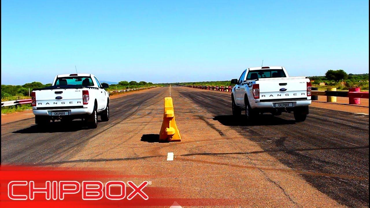 ford ranger 2 2 (chipbox�) vs ford ranger 2 2 (stock)
