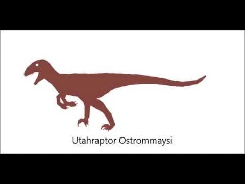 PPBA Nanotyrannus vs Utahraptor