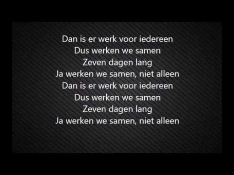 Bots - Zeven Dagen Lang [Songtekst]