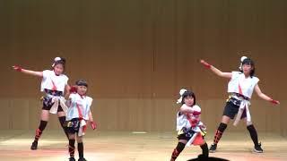 BANDO☆Happy舞夢『BANG! DO DANCE!!』/結城舞祭 アクロス小ホール/祭りゆうき2017 結城舞衣 動画 25