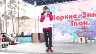 Муромская Фабрика звёзд на Лыжне России 2014