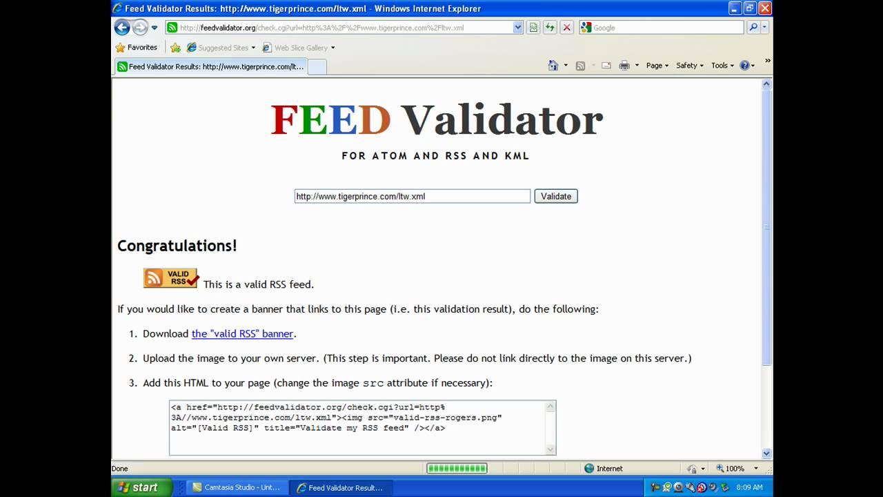 Feed Validation Services
