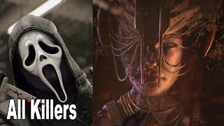 Download Dead by Daylight - All Killers Trailers (May 2019) Mp3 and Videos