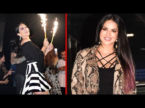 Sunny Leone Gives Baisakhi Wishes, SPOTTED With Husband Daniel Weber Mp3