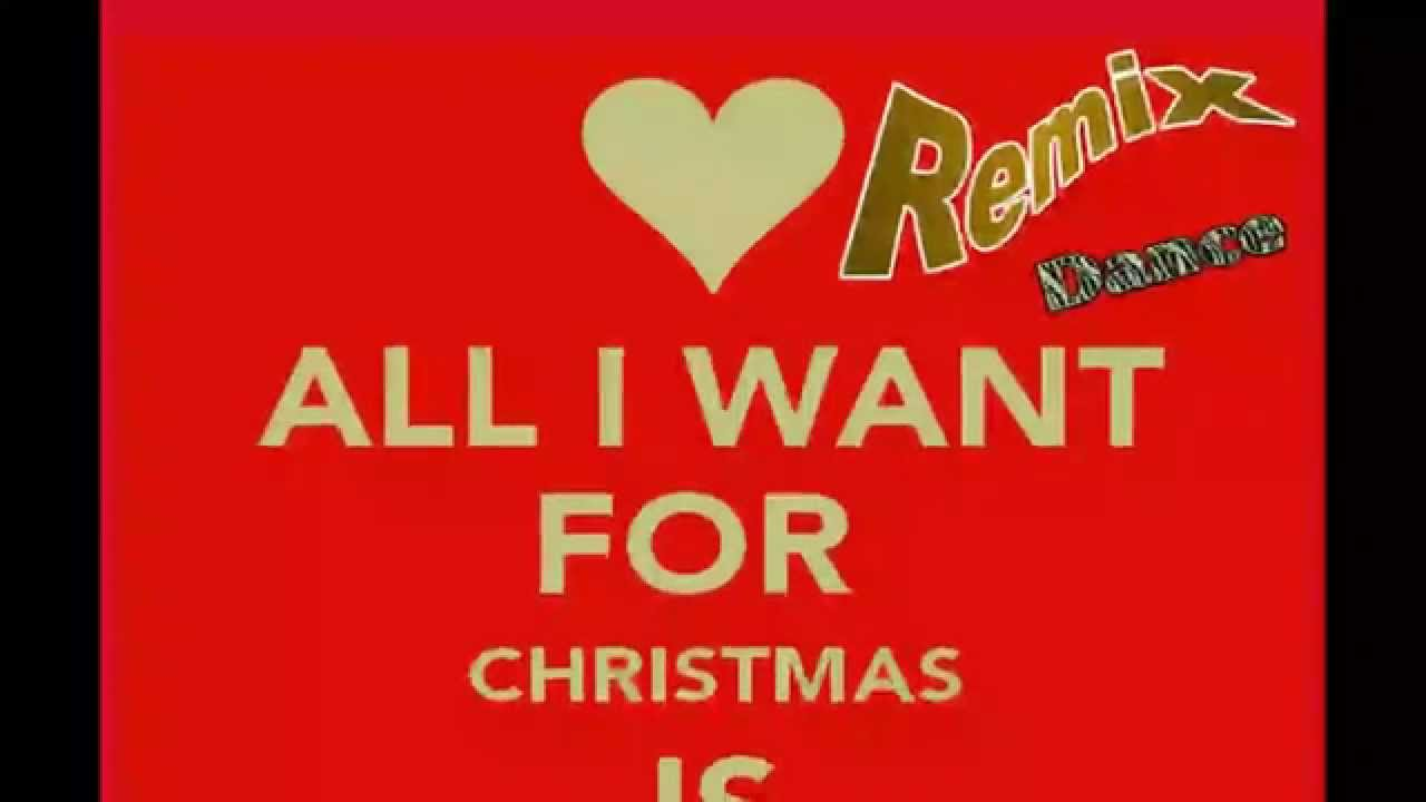 All I Want For Christmas Is You Original.2018 All I Want For Christmas Is You Mariah Carey Original Dance Radio Edit Remix Maria Isabel
