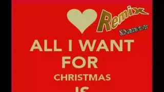2018 All I want for Christmas is you Mariah Carey Original Dance Radio Edit Remix Maria Isabel