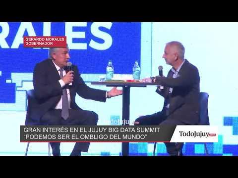 Entrevista al gobernador Morales