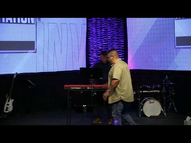 Sunday Worship 8/29/2021