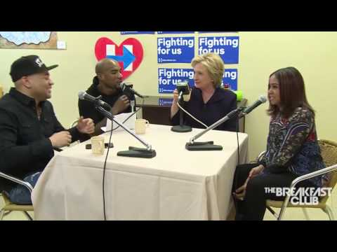 Oh No! Hillary Clinton Has Another Coughing Fit During Radio Interview
