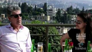 Anthony Bourdain - No Reservations - Back to Beirut  (1/3) Thumb