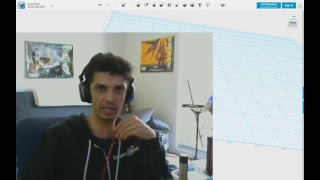 Venutech Live #6 -  making spinners with 123d design