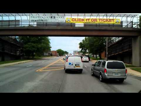 Chicago Heights Illinois, Lincoln Highway Route 30