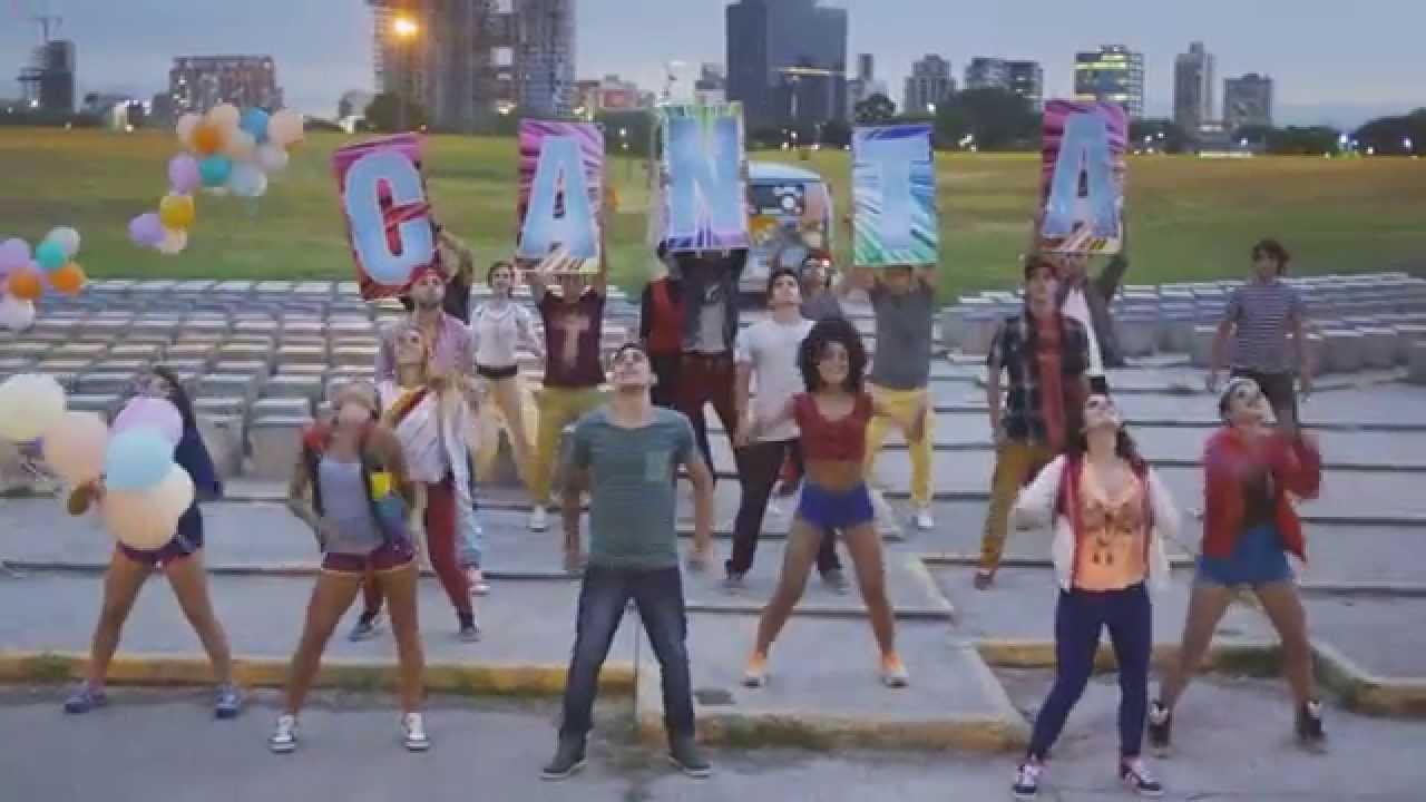 Download VI-EM - CANTA (LA VIDA ES UNA FIESTA) (VIDEO OFICIAL)