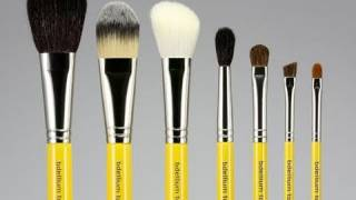 Review: Bdellium tools antibacterial makeup brushes