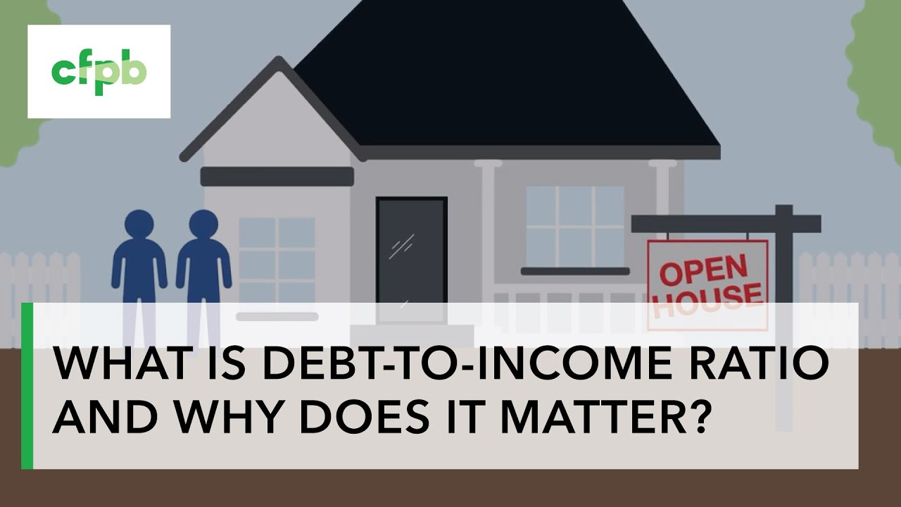 What is a debt-to-income ratio? Why is the 43% debt-to