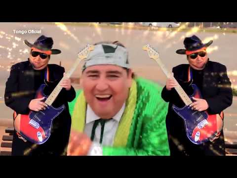 TONGO - Pumped up kicks  - Pan con ají . Parodia 2018.