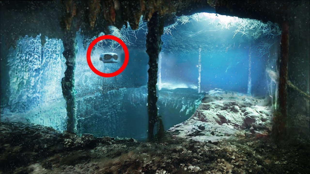 Download 10 Most Mysterious Discoveries Found Underwater!