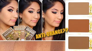 """TAKE HOME THE BRONZE"" - ALL 3 SHADES: REVIEW/COMPARISON/SWATCHES theBalm"